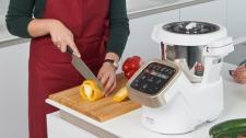 Le robot culinaire Prep et Cook de Krups à l'essai.